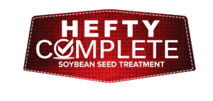 Hefty complete seed treatment logo visual