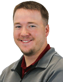 Ty Iverson, Centerville Agronomist