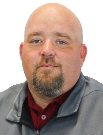 Josh Bafus, Farmington Agronomist