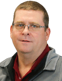 Kevin Demers, Finley Agronomist