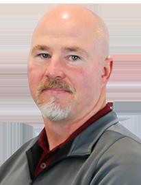 Jeff Bates, Hawley Agronomist