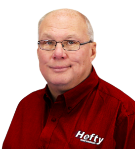 Hefty Seed Company Agronomist in Fairmont, MN Hans Hinrichsen