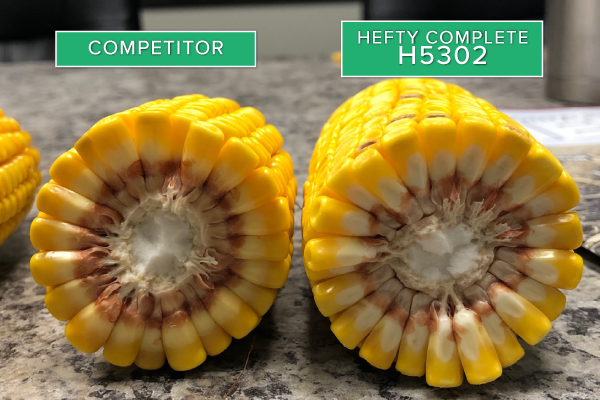 Hefty Brand Corn 5302 in Wood River, NE 2019