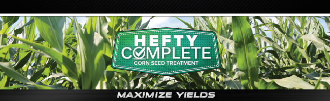 Mobile Header Image of Hefty Complete Corn Seed Treatment