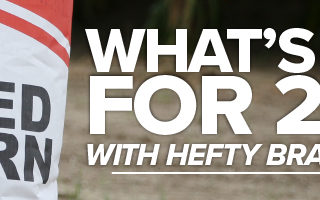 Agronomy. Answers. Yield. Aug/Sept 2020 Mobile Article Header Image What's New for 20201 with Hefty Brand Corn