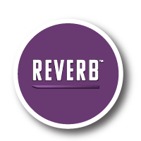 Reverb button icon