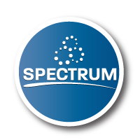Spectrum Button Icon