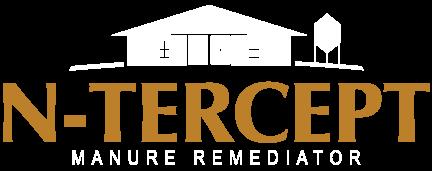 N-TERCEPT Two Color Logo White