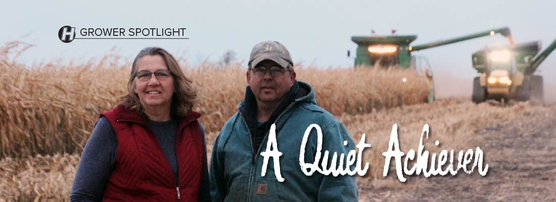 Grower spot light - a quiet achiever mobile article header image
