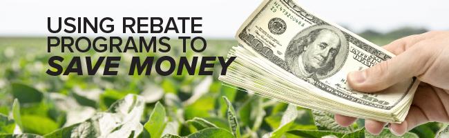 Article Header Image: using rebate programs to save money