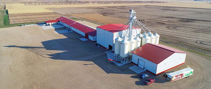 Hefty Seed Company, Groton, SD Location