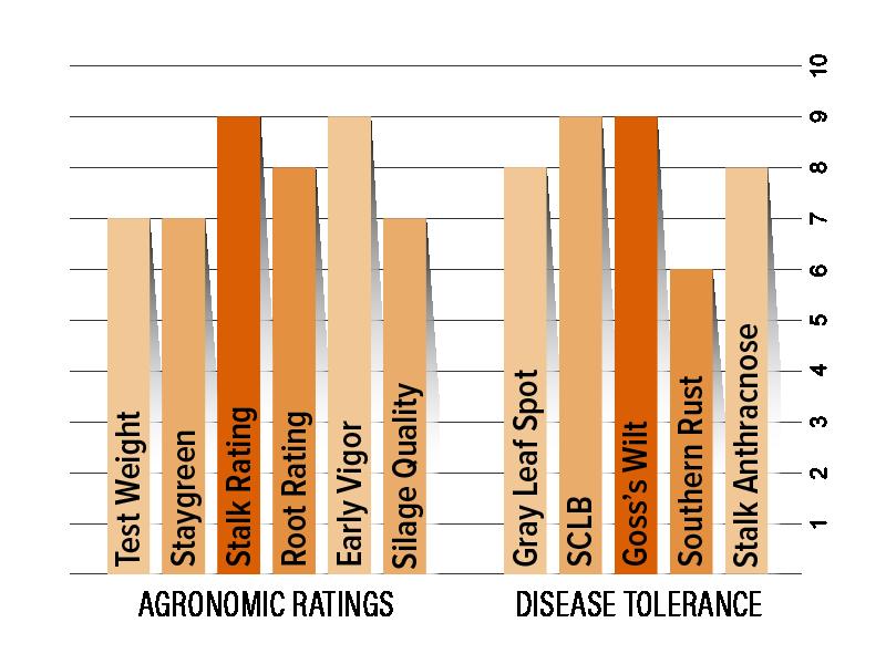 H6355 Agronomic Chart